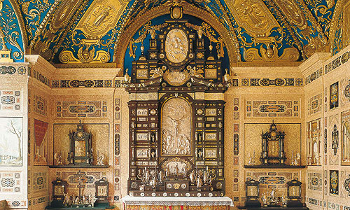 Bayerische Schlösserverwaltung Residenz München Residenzmuseum