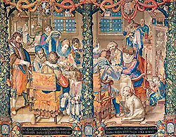 "Picture: Tapestry ""January"""