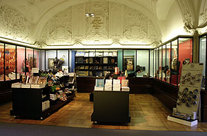 Picture: Shop in the Munich Residence