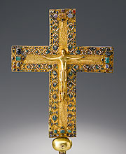 Picture: Cross of Queen Gisela
