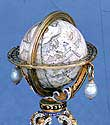 Picture: Two small globes