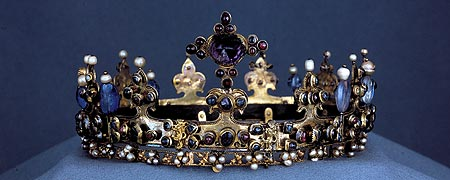 Picture: Noblewoman's Crown, Treasury